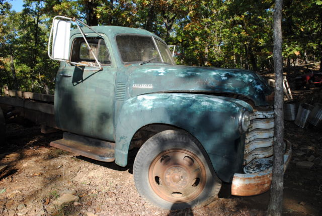 1952 Chevrolet Other Pickups 2 Ton Farm Truck