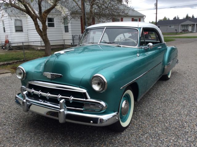 1952 Chevrolet Bel Air/150/210 Deluxe