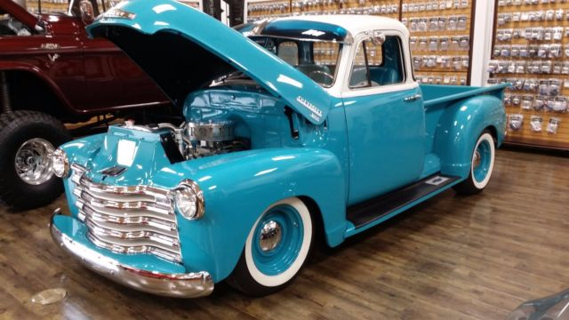 1952 Chevrolet Pick Up 52 Pickup For Sale Photos