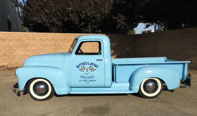 1952 Chevrolet Other Pickups 3100, Half Ton, Short Bed California Truck