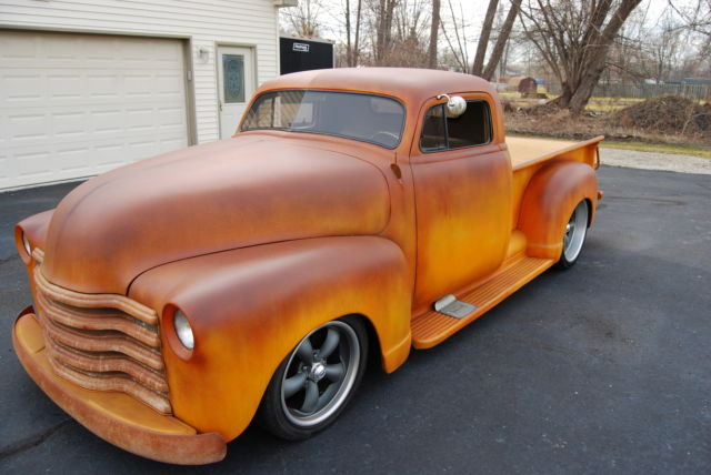 1952 Chevrolet Other Pickups Custom