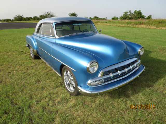 1952 Chevrolet Styleline Deluxe Hardtop 2 Door For Sale
