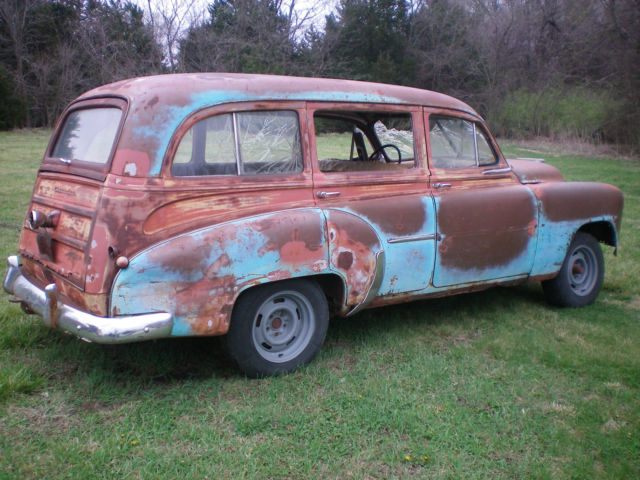 1952 Chevrolet Other Tin Woodie