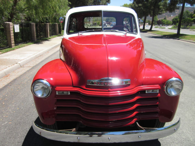 1952 chevy 3100 pickup deluxe 5 window cab all original for 1952 chevy 3100 5 window for sale