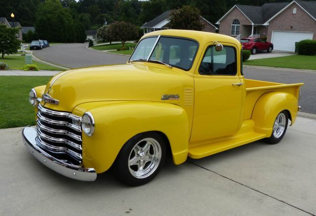 1952 Chevrolet Other Pickups RESTOMOD