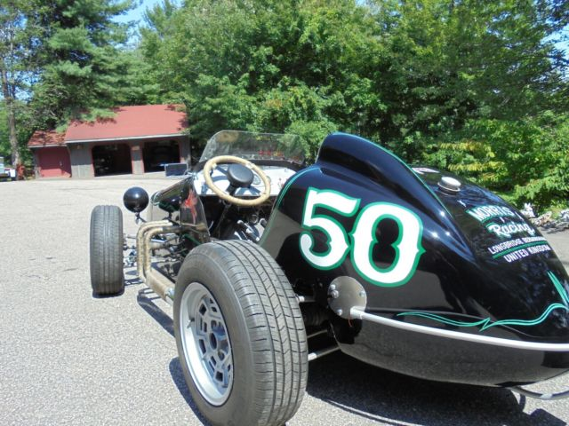 1952 Other Makes 1952 MORRIS 2 SEATER FULL SIZE SPRINT CAR
