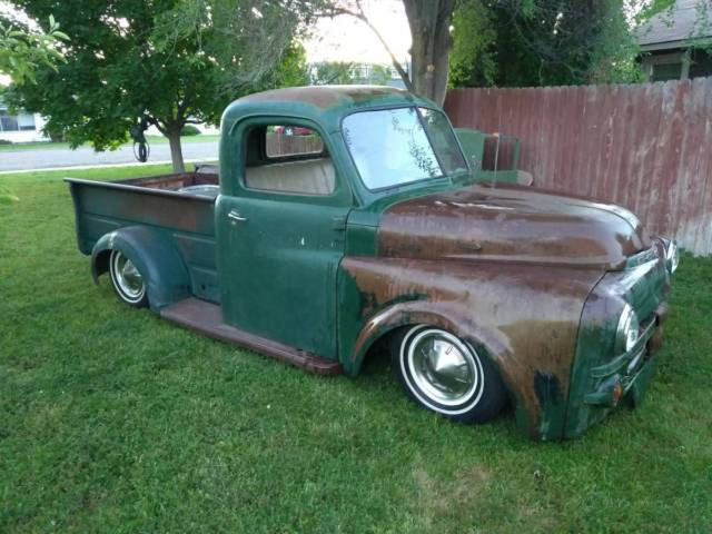 1952 Dodge B3B Pickup Truck 1/2 Ton Short Bed S10 Chassis w/ 4