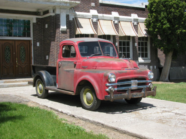 1952 Dodge Other Pickups