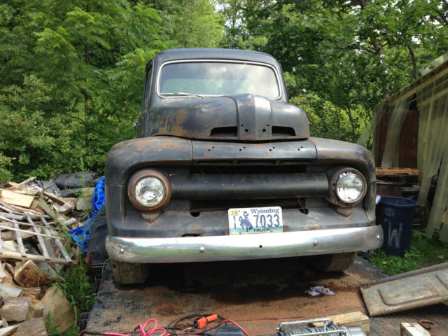 1952 Ford Other Pickups 1/2 ton