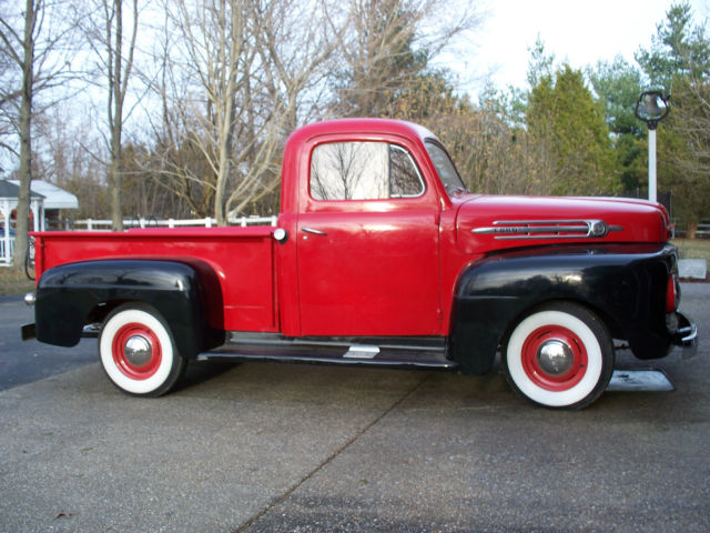 1952 Ford Other Pickups F-1
