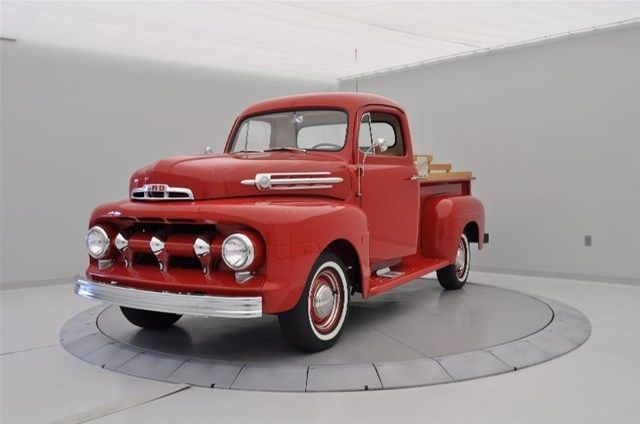 1952 Ford Other F-1 Five Star Cab 1/2 ton