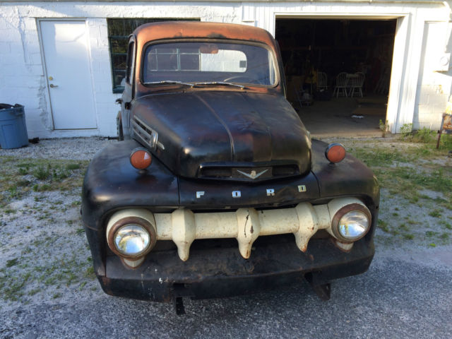 1952 Ford Other Pickups Five Star Cab