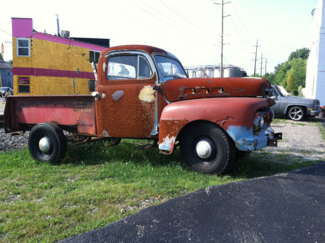 1952 Ford Other Pickups F1