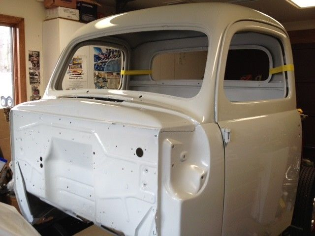 1952 Ford F1 Five  Star F1 F 1 Pick up pickups pick up truck PROJECT VEHICLE