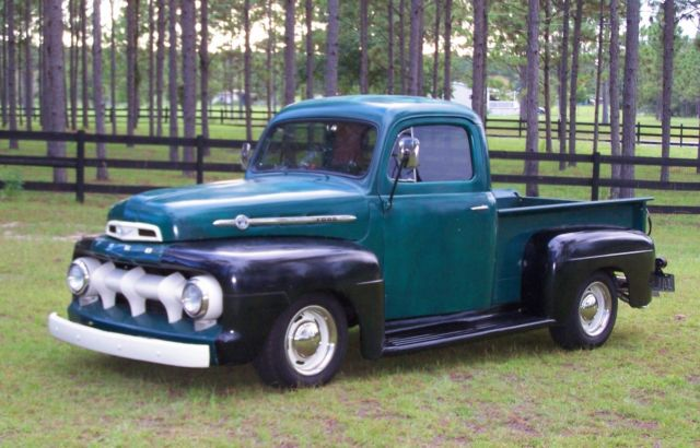 1952 Ford Other Pickups HOT ROD, STREET ROD, RAT ROD, PRO TOUR, BAGGED