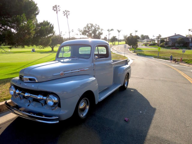 1952 Ford Other Pickups F1 Custom Restomod Pro Built Body-Off Rotisserie