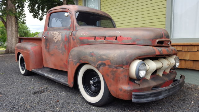 1952 Ford F1 Truck For Sale  Photos  Technical Specifications  Description