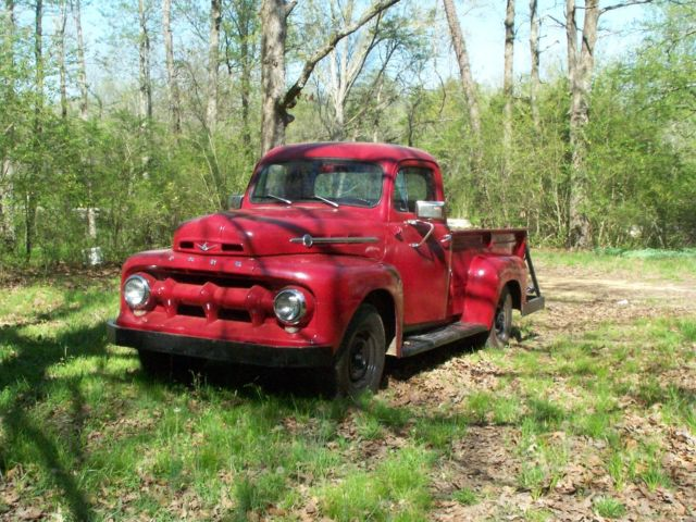 1952 Ford Other Pickups f-2  3/4 ton