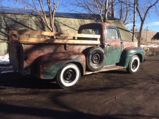 1952 Ford Other Pickups F2
