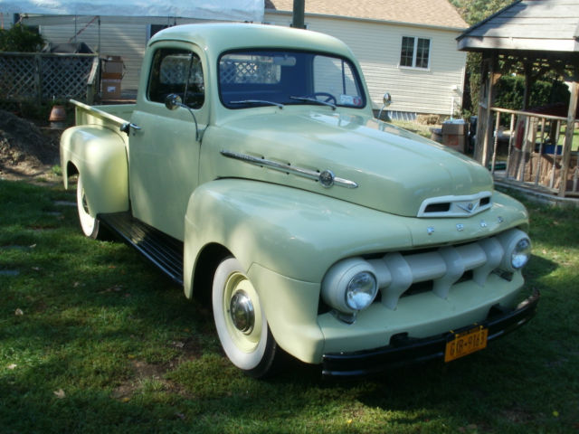 1952 Ford Other Pickups PICKUP