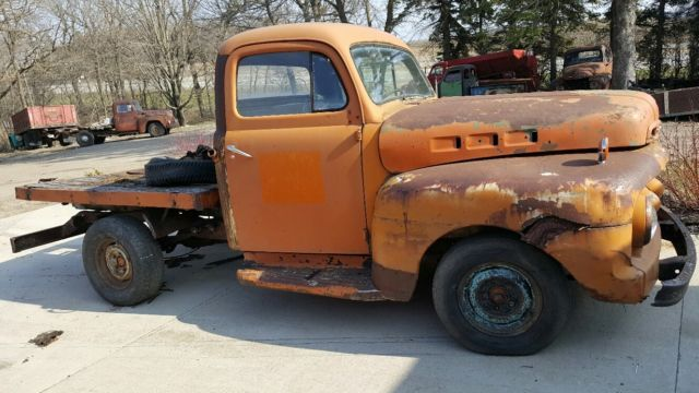 1952 Ford Other Pickups NA