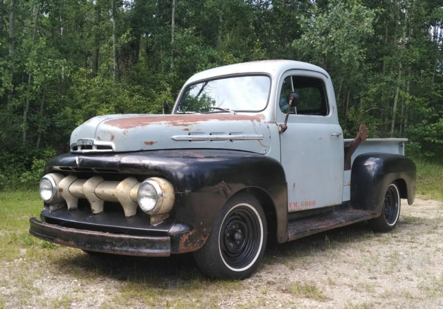 1952 Ford Other Pickups Mercury M1