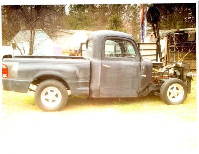 1952 Ford Other Pickups STEP SIDE