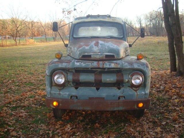1952 FORD TRUCK RESTORE RAT ROD PROJECT PARTS CAR for sale