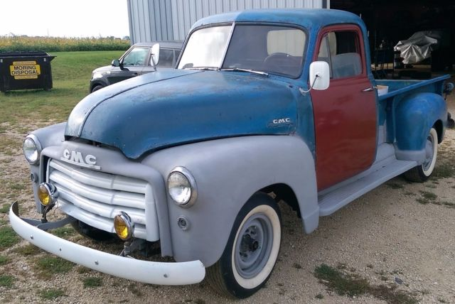 1952 GMC Other 3/4 ton long bed