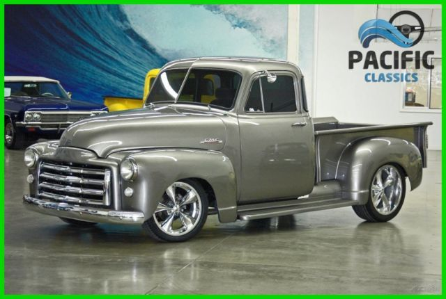 1952 gmc pickup 350 700r4 mustang ii show quality throughout for