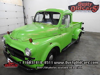 1952 Dodge Other Runs Drives Body Interior VGood Reno Car