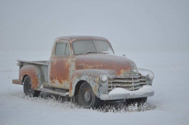 1952 Chevrolet Other Pickups OLD TRUCK