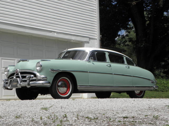 1952 Other Makes FABULOUS HUDSON HORNET TWIN H POWER  NO RESERVE