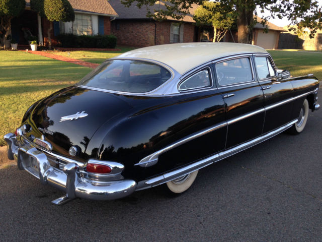 Used Cars For Sale In Oklahoma >> 1952 Hudson Hornet Twin-H Sedan for sale: photos, technical specifications, description