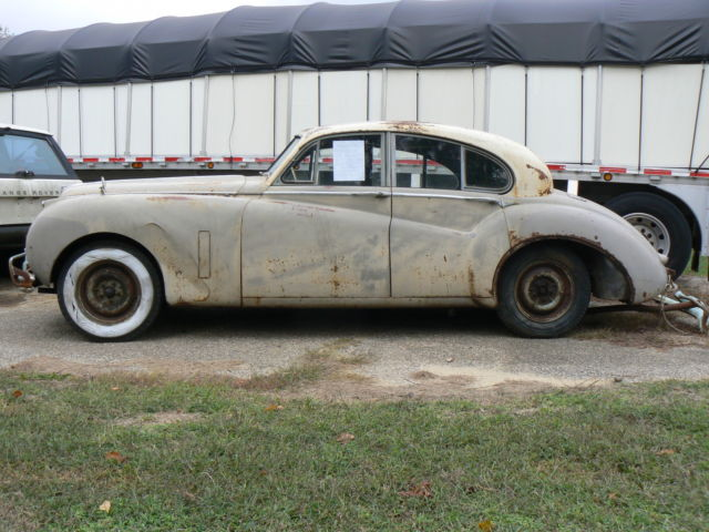 1952 Jaguar MK VII Saloon engine and gearbox will fit a XK 120 140 Mark 7 for sale: photos ...