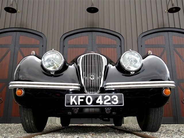 1952 Jaguar Xk 120 Ots Open Two Seater Beautifully