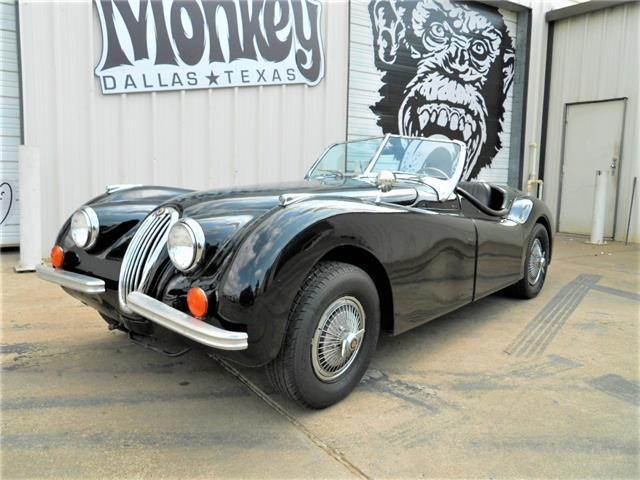 1952 Jaguar XK 120 Roadster Replica --