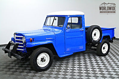 1952 Willys Willys 4x4 Pickup Willys Pickup