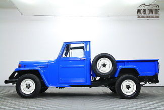 1952 Willys Willys 4x4 Pickup Willys Pickup Truck