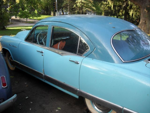 1952 Other Makes KAISER MANHATTEN