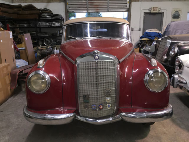 1952 Mercedes-Benz 300-Series