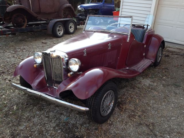 1952 Replica/Kit Makes Roadster