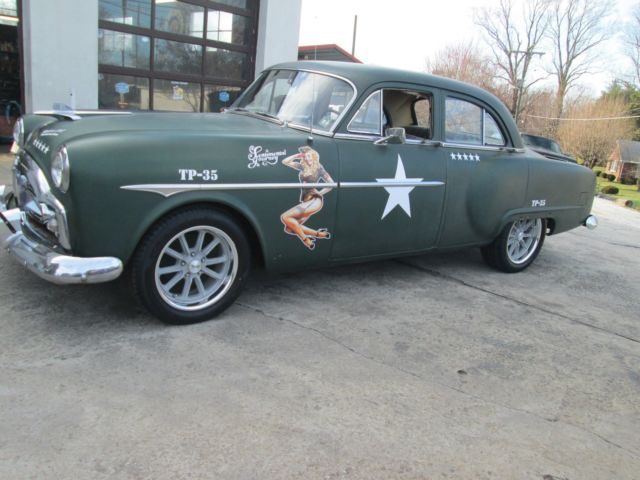 1952 Packard 200 OLIVE DRAB