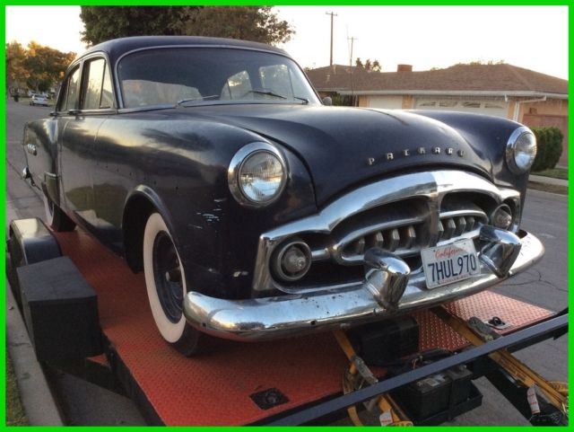 1952 Packard All Original CA Car
