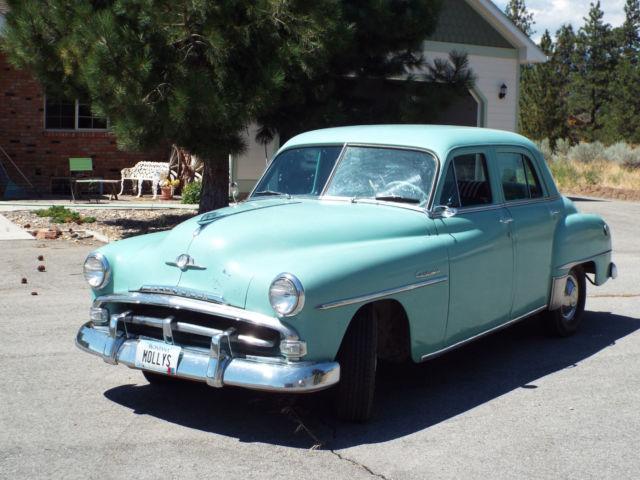 1952 Plymouth Other Sedan