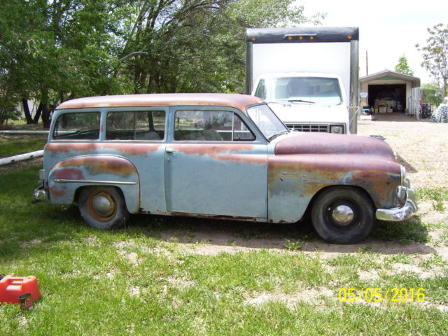 1952 Plymouth Other Suburban