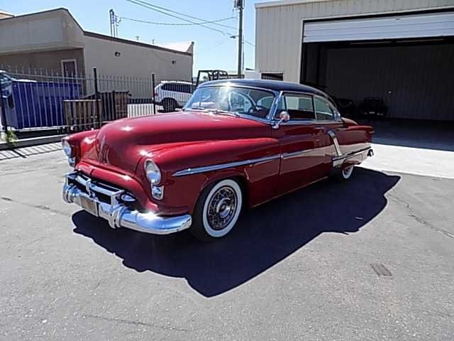 1952 Oldsmobile Ninety-Eight -Utah Showroom