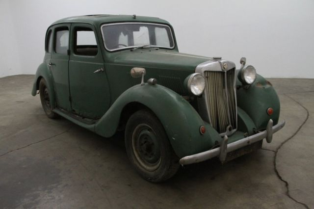 1952 MG Other RHD