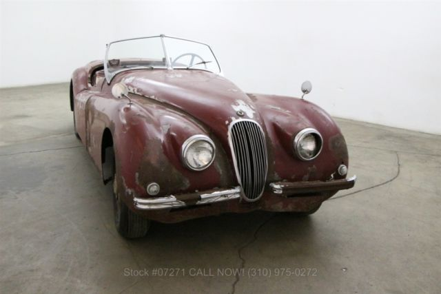 1952 Jaguar XK Roadster