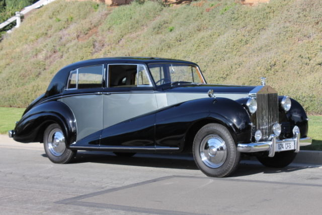 1952 Rolls-Royce Other JAMES YOUNG